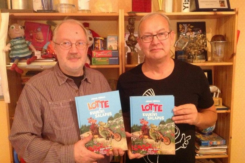 Järgmine Lotte film loodetakse valmis saada 2018. aastaks