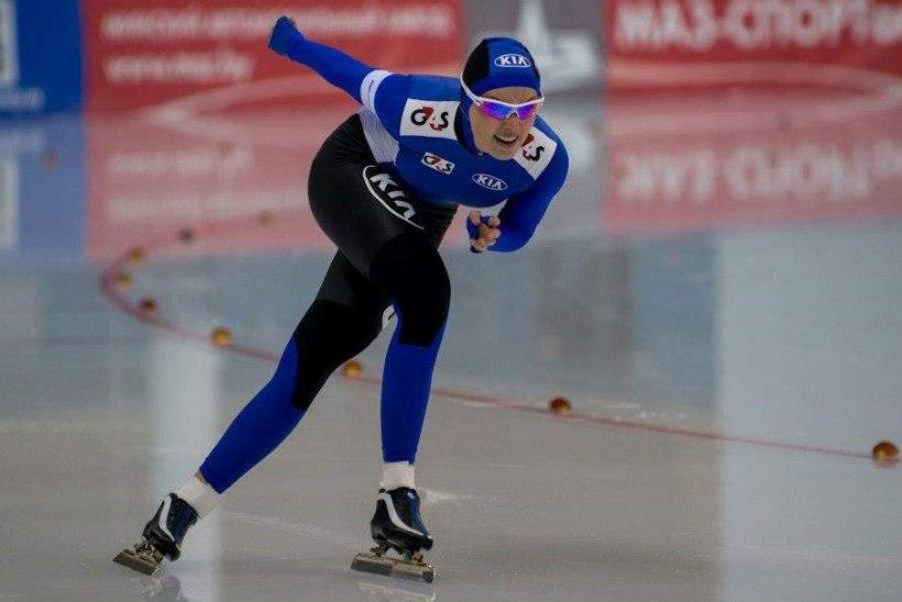 Saskia Alusalu püstitas järjekordse Eesti rekordi