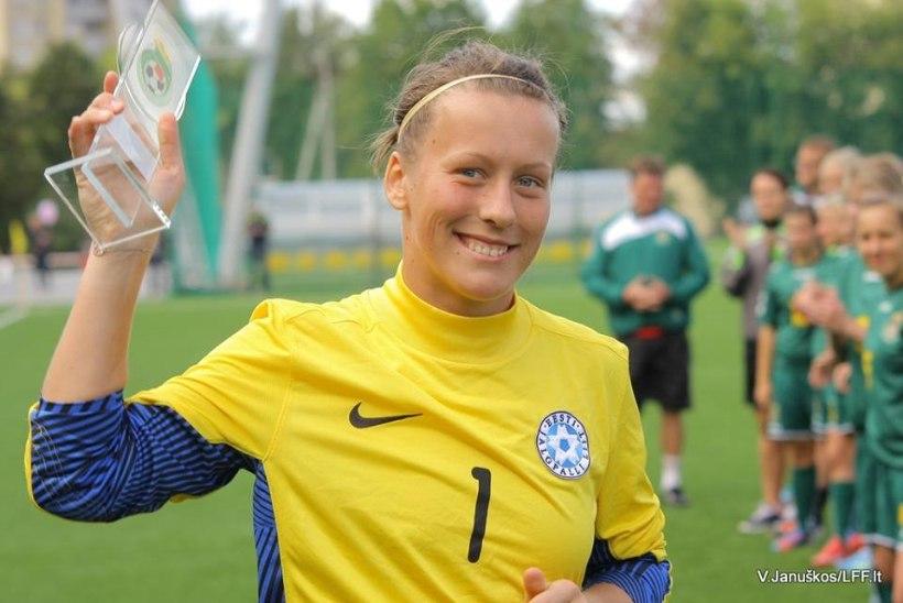 Kes valitakse aasta naisjalgpalluriks?