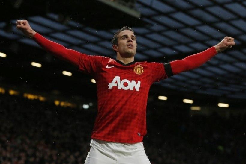 OTSUSTAGE SIIS ÄRA! Wenger: van Persie on Arsenali mängija! Moyes: van Persie on Unitedi mängija!