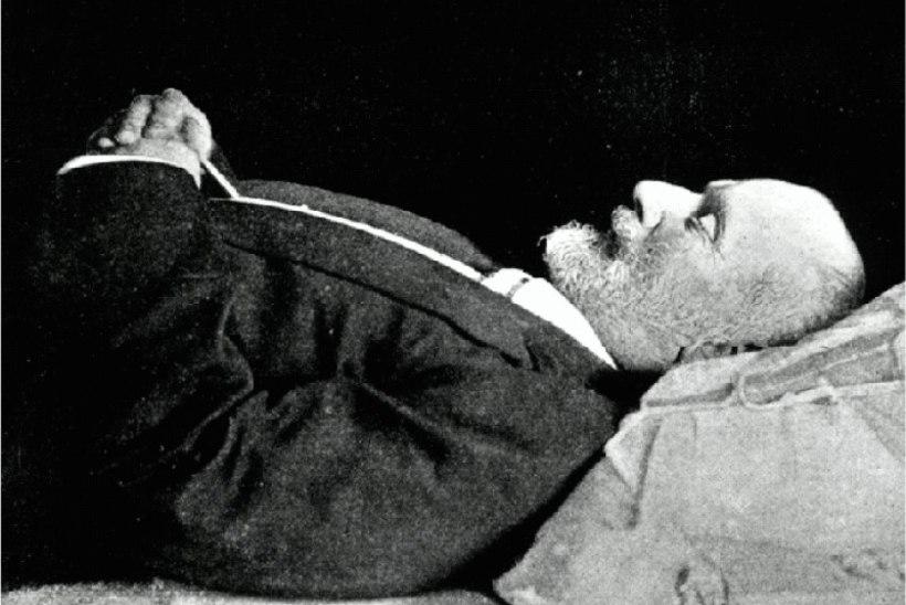 Mart Sander: avastasin, et minu sugulane viibis Pjotr Tšaikovski surivoodi juures