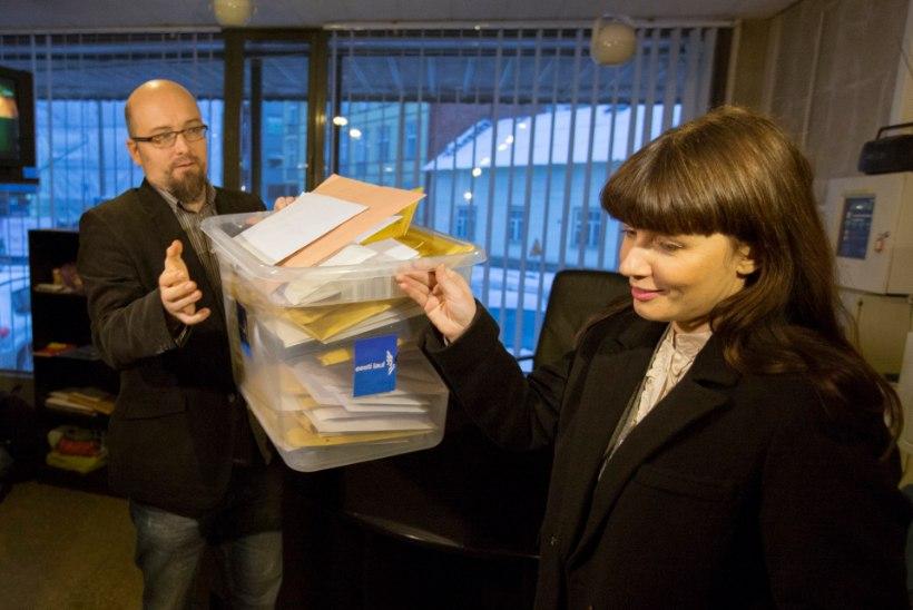 Ithaka Maria: kus see kast on?