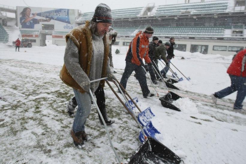 Aivar Pohlak Istanbuli lumesajust: Tallinnas poleks mäng ära jäänud