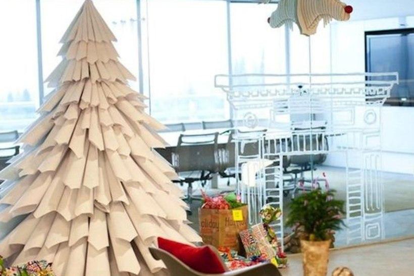 Jõulupuu aseaineks sobib kõik