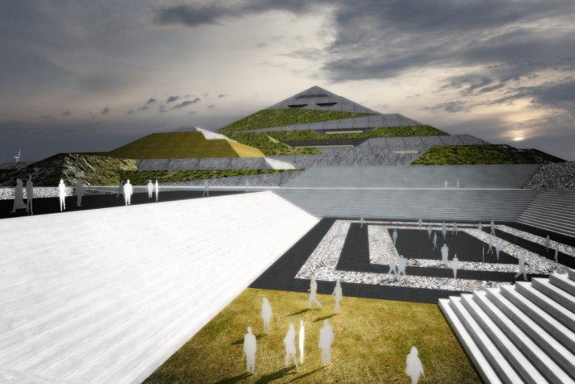 Eesti kaubamärgiks saab maailma kõrgeim püramiid?