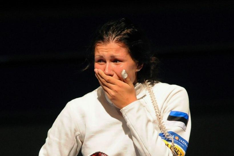 AASTA NAISSPORTLANE: Julia Beljajeva ja tükk tühja maad