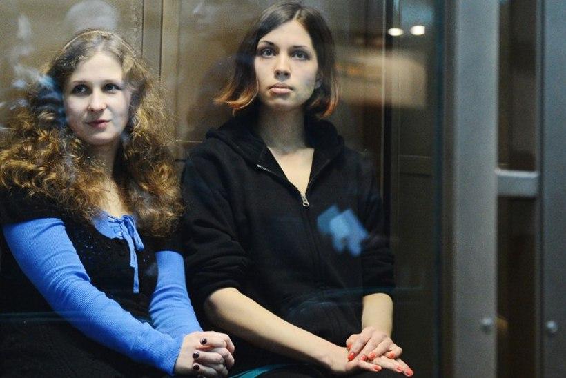 Pussy Riot saab vanglast koju?