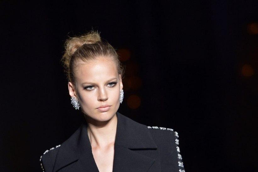 UHKE VÄRK: kaks Eesti modelli taas top10's
