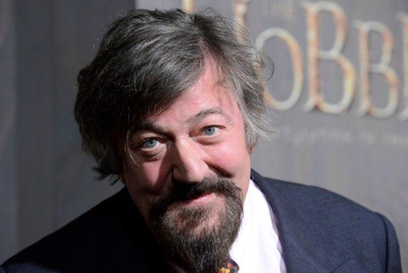 """""""Kääbiku"""" näitleja Stephen Fry: """"Olen iseenda tujude ohver."""""""