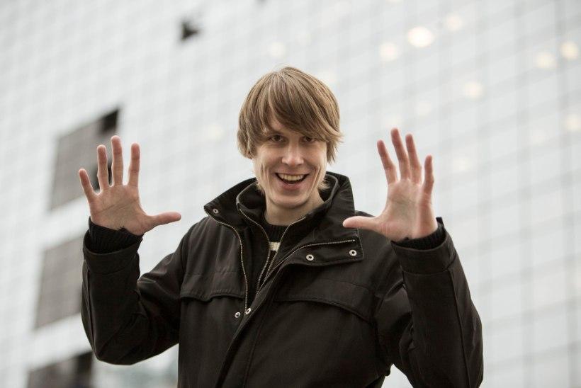 VAATA JA IMESTA: trikimeister Jürgen Veber näitab mustkunsti!