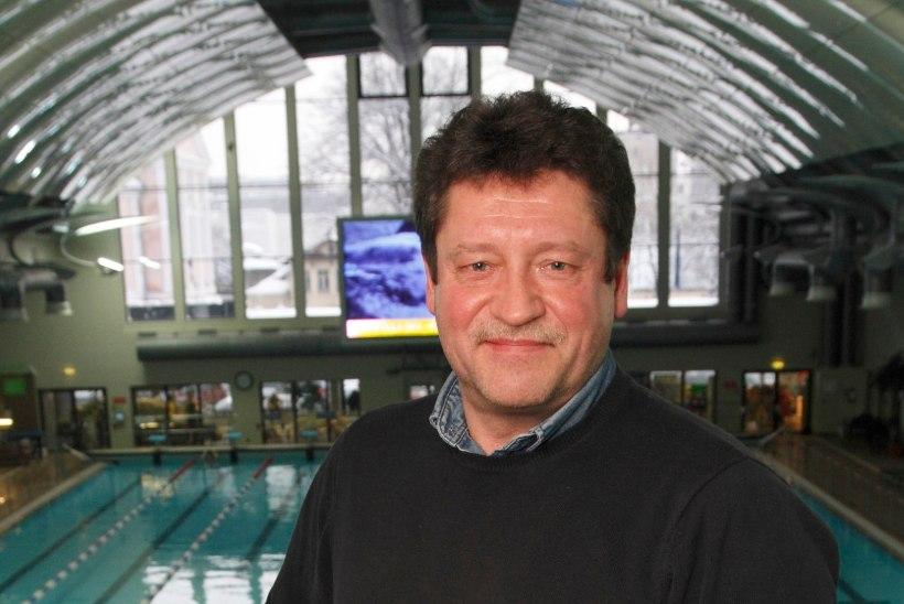 Peatreenerit rõõmustab noorte ujujate esiletõus