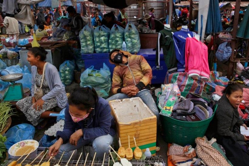 Pokkerielu Aasias: Laoses päevaga uus Tai viisa tehtud