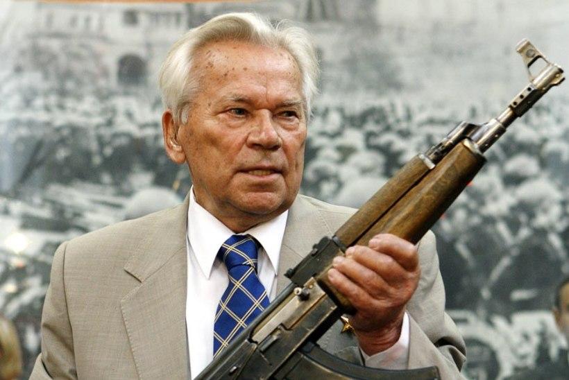 Suri vene relvakonstruktor Mihhail Kalašnikov