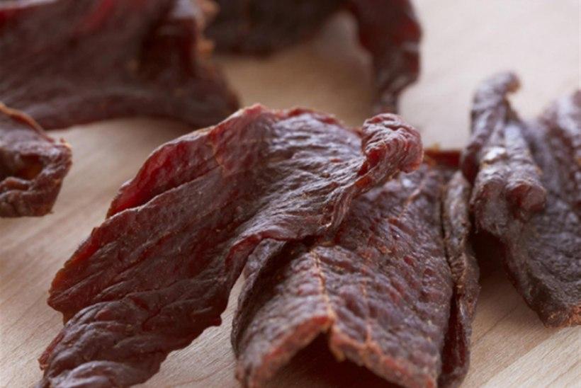 Pemmikanist kuivatatud lihani
