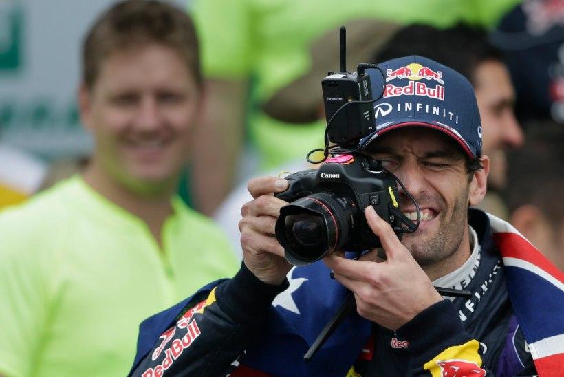 Red Bull: Webberi tase lubanuks tal vormel-1 jätkata