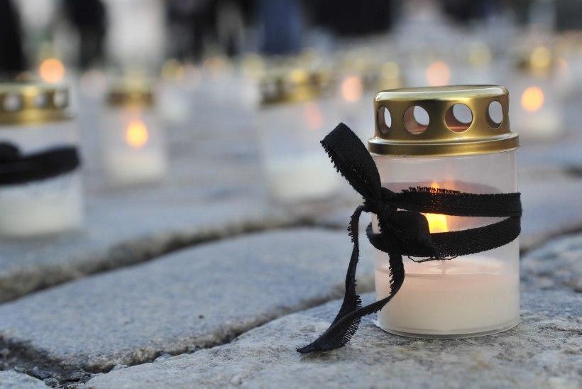 Kortermaja hoovis Tallinnas leiti täna hommikul surnud mees