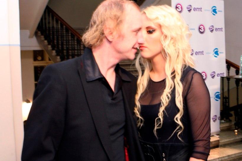 Jana Kask ja Arvi Aigro kihlusid