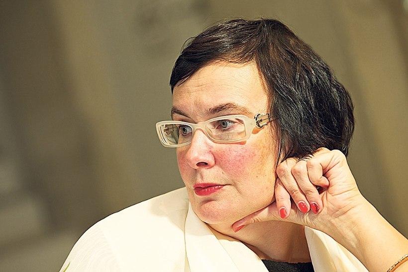 Katri Raik: «Ma ei saa kuidagi öelda, et olla Narva kolledži direktor on töö. See on eluviis.»