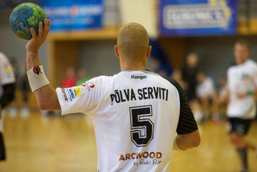 Serviti võitis Lätis, Kehra kaotas Soomes
