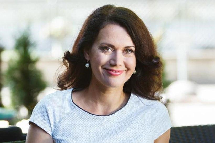 """Elisabet Reinsalu: """"Mulle meeldivad minust targemad inimesed."""""""