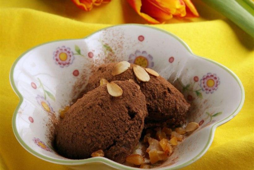 Laktoosivaba šokolaadipasha