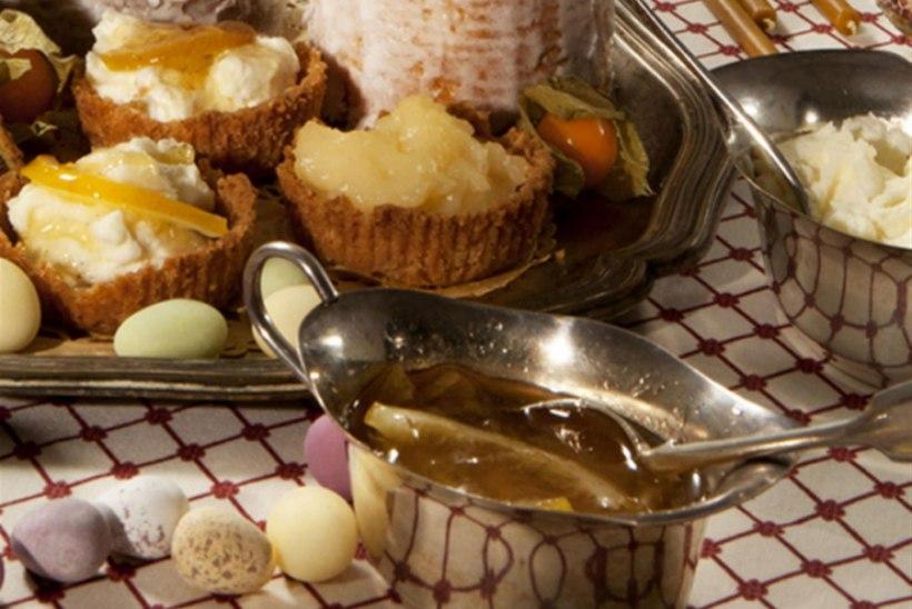 Muredad mandlijahukorvikesed lihavõteteks