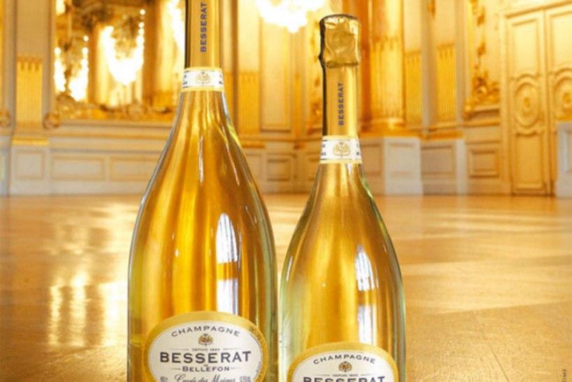Toidule loodud šampanja