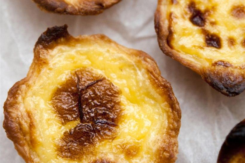Kuidas küpsetada Portugali kreemisaiu?