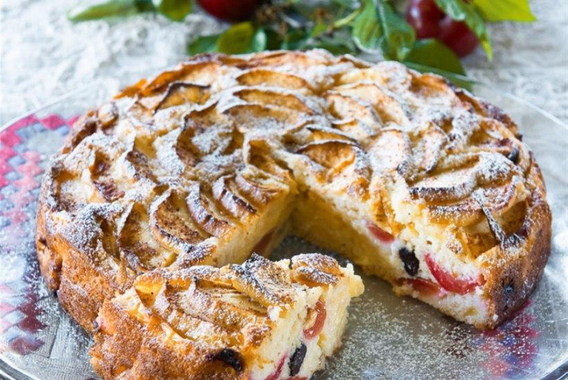 Melissa ema ploomi-õunakook