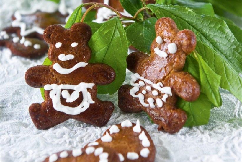 Linda Helena ema glasuuritud piparkoogid