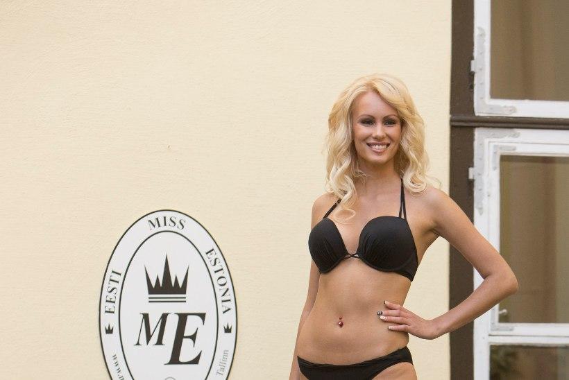 Anu Saagim tituleeris Miss Estonia litsiks