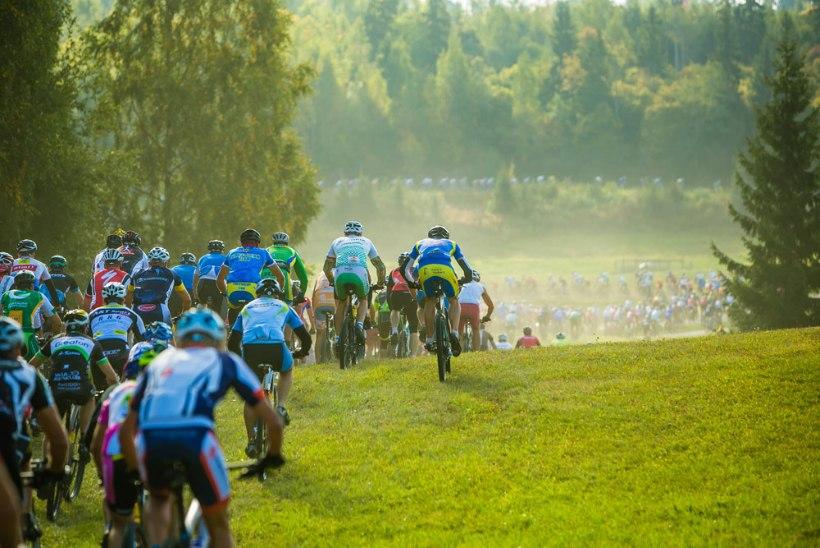 Tartu Rattamaratonil osales kokku üle 8100 ratturi