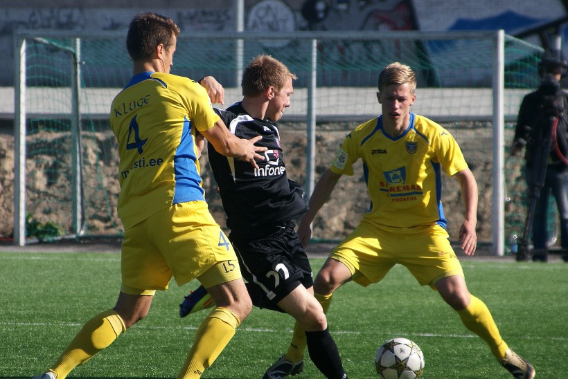 Premium Liiga – Matchday 27: can Kuressaare hope in the miracle? Table says no, psychology might say yes: for now maths is silent