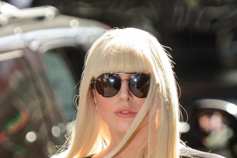 Lady Gaga andis assistendile vastulöögi