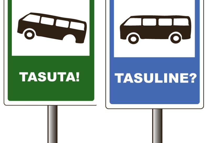 Pealinna ühistransport – kas igavesti tasuta?