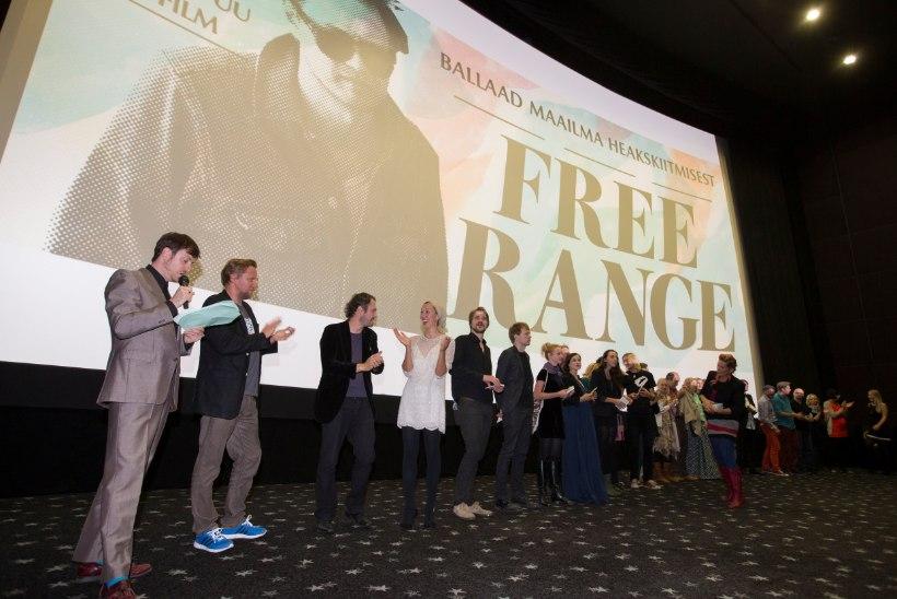 PILDID: vaata, kes käisid Õunpuu uue filmi esilinastusel!