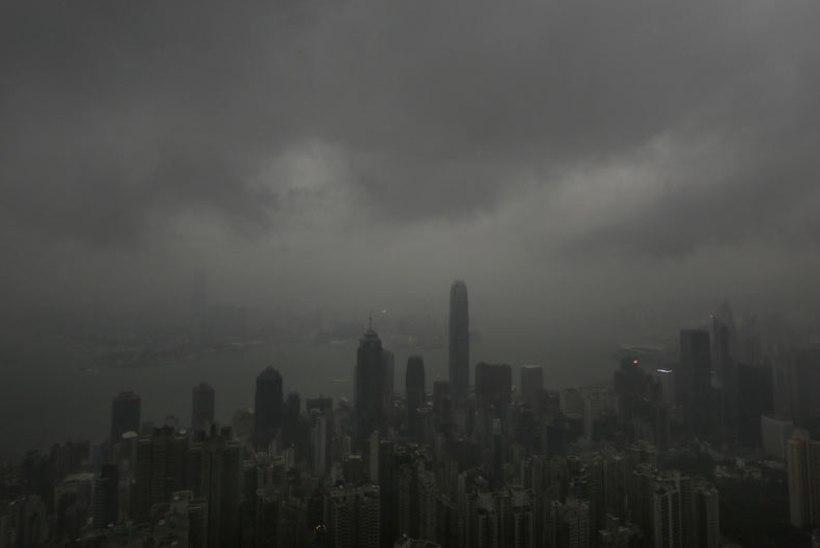 Loodusstiihia Aasias: Usagi ohvriks langes mitukümmend inimest