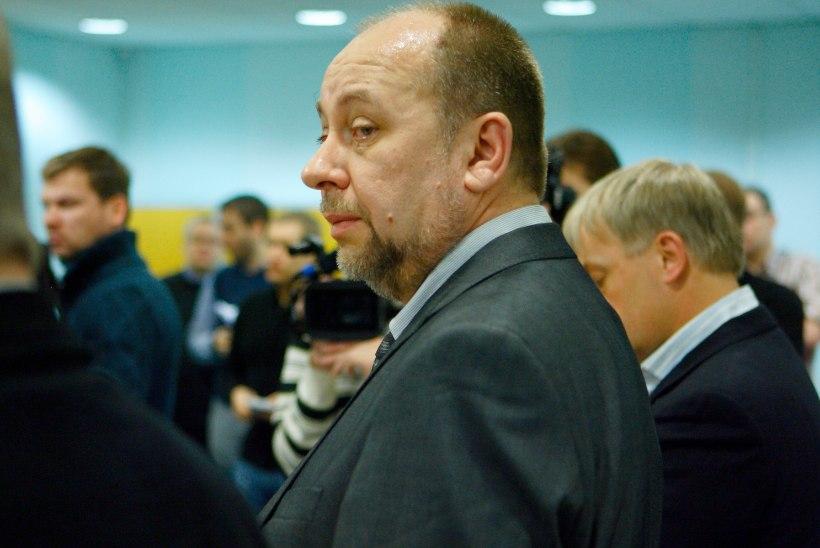 Pistise võtmise eest vangis istunud ekslinnaametnik Ivo Parbus vabanes ennetähtaegselt vanglast