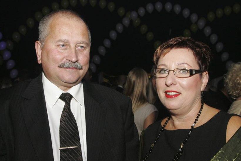 Kalle Klandorf pühendas oma uue põneviku abikaasa Merlele