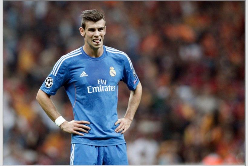 Gareth Bale üürib endale Madridis villa Kaka käest