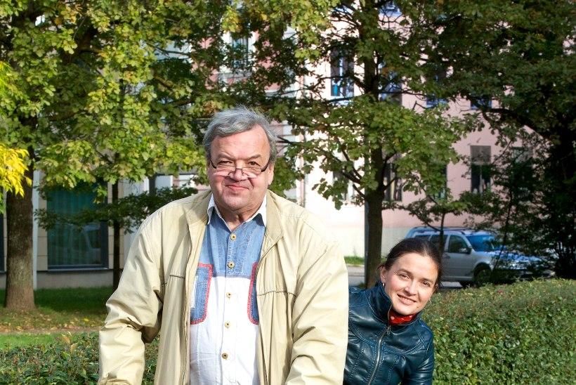 ELURÕÕMU NIMEL: tütar viib raske haiguse seljatanud isa palverännakule Hispaaniasse