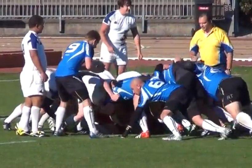 Eesti ragbi XV koondis alistas Soome ja noppis oma ajaloo esimese võidu