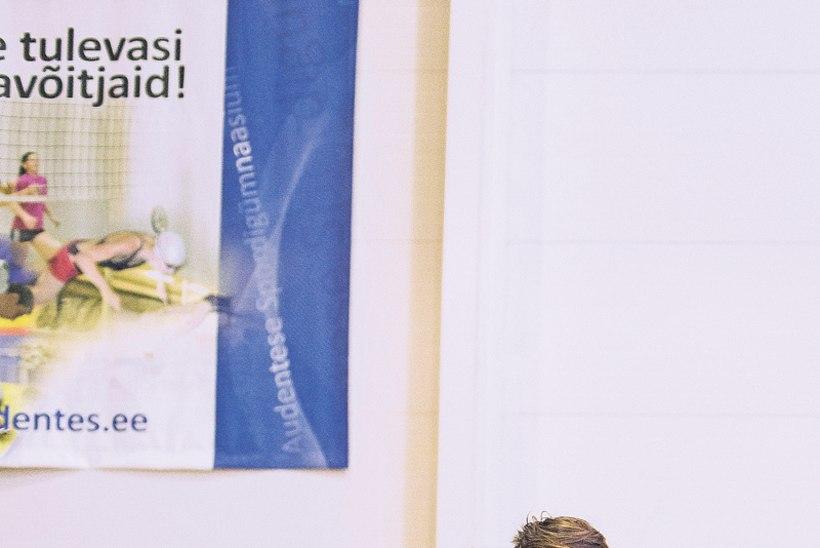 Itaalias lepingu saanud Viive-Kai Rebane ammutas energiat Howard Frieri trennidest