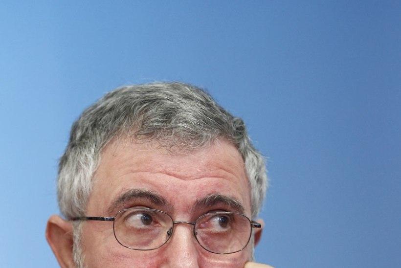 Paul Krugman: Soome tuleks praegu paremini toime, kui ta ei kuuluks euroalasse