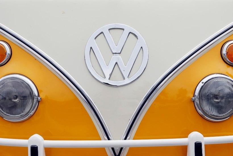 Autovaraste lemmikmark on jätkuvalt Volkswagen