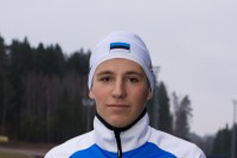 Viienda mehena olümpiale Kalev Ermits?
