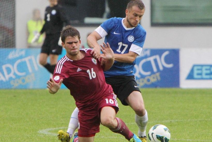Eesti mängib Balti turniiri poolfinaalis Lätiga