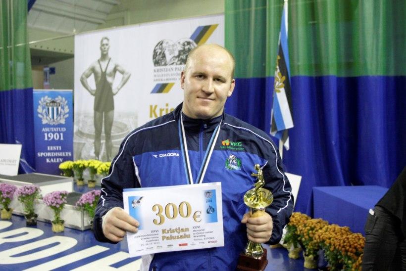 Ardo Arusaar tuli Venemaal viiendaks