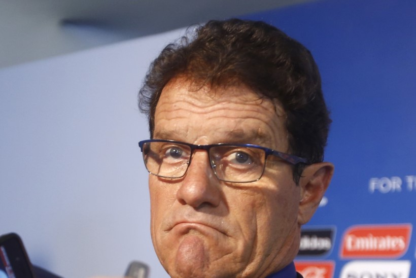 Fabio Capello: Bayern on üks favoriite, aga Real neist tugevam