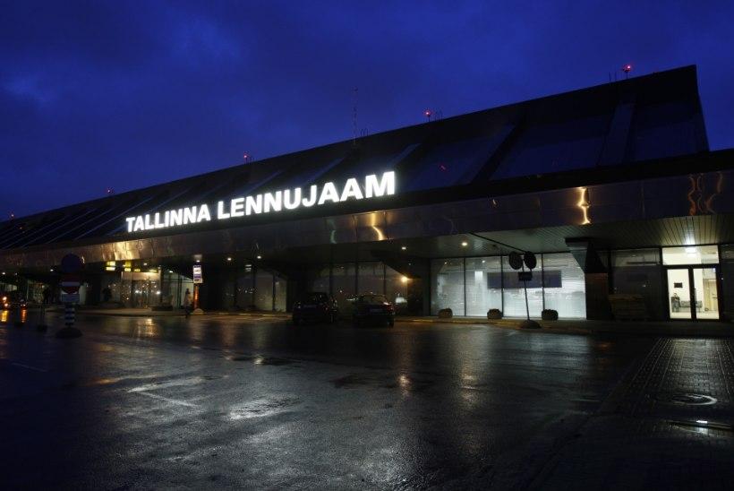 Lufthansa hinnang: Tallinna lennujaama maapealne teenindus on maailma täpseim